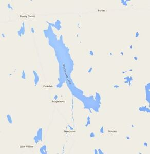 Looking for land or house on Sherbrooke Lake