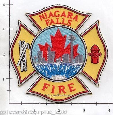 Canada - Niagara Falls Fire Dept Patch v2