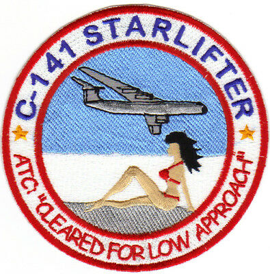 C-141 STARLIFTER , RED BIKINI, used for sale  Henderson