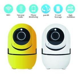 New boxed mini IP Camera Wifi Wireless HD Security Camera Baby Monitor
