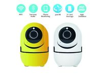New boxed mini IP Camera Wifi Wireless HD Security Camera Baby Monitor