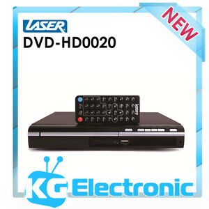 LASER DVD PLAYER USB AVI HDMI 5.1 CHANNEL REGION FREE