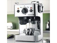 Espresso coffee machine Dualit espresso 84200