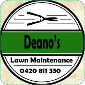Deano's Lawn Maintenance Shortland Newcastle Area Preview