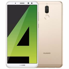 Huawei mate 10 lite black/gold 4gb/64gb unlocked dual SIM