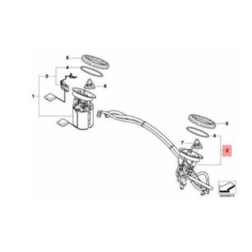 Fuel Filter+Pressure Regulator Fit For BMW E81 E87 E92 X1