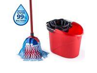 Vileda SuperMocio 3Action XL Mop Bucket Set