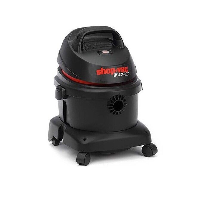 """Nearly new """"Shop Vac micro"""" industrial wet and dry hoover vacuum cleaner"""