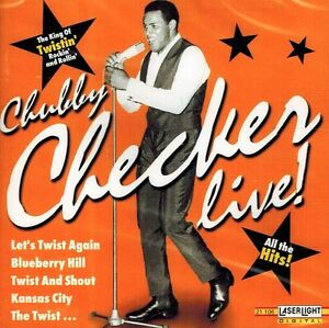 CD NEU/OVP - Chubby Checker - Live - All The Hits