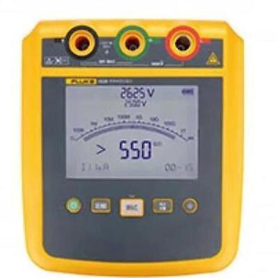 Fluke 1535 Large Screen High Voltage Insulation Resistance Tester