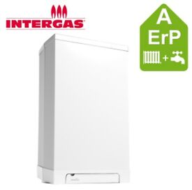 Intergas 25KW Boiler & Fitting
