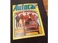 Vintage car magazines x70 apprix