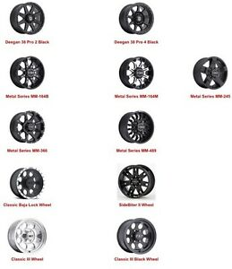 Mickey Thompson Tires and Mickey Thompsons Rims  Cambridge Kitchener Area image 2