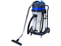 Three Motor , Wet And Dry ,Car Wash ,And Valeting ,Industrial Vacuum Cleaner