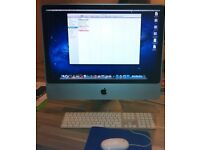 Apple iMac studio machine Logic Pro X / CS6 + More