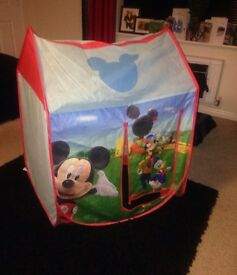 Mickey Mouse Pop up Tent