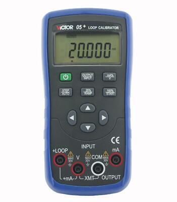 Temperature Thermocouplethermalresistancecurrent Voltageloop Calibrator