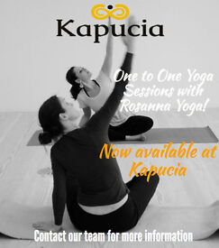 One-to-One Yoga Classes in Liverpool city centre