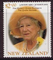 Nuova Zelanda 2002 Regina Mother Senza Cornice Come Nuovo -  - ebay.it