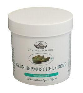 Grünlippmuschel Creme 250ml vom Pullach Hof traditional quality