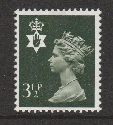 GB Northern Ireland 1974 Regional Machin 3 1/2p SG NI16 MNH