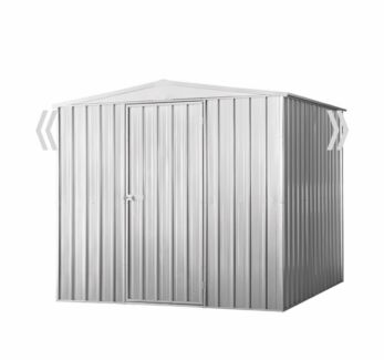 Metal shed 2.3x2.3 for sale
