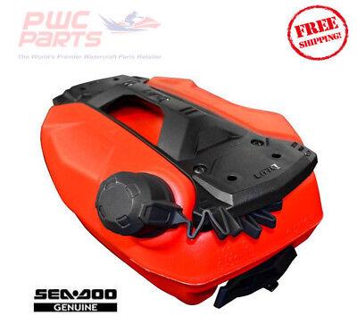 SeaDoo 2018 RXT-X WAKE PRO 230 RXT GTX 300 OEM LinQ Fuel Caddy Jug 295100752