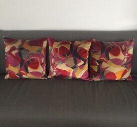 3 John Lewis Cushions