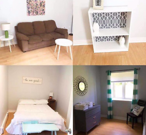 Bright Basement Suite in Stratford for Rent