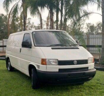 Volkswagen Transporter T4 West Mackay Mackay City Preview