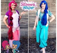 Shimmer and shine parties poppy troll parties