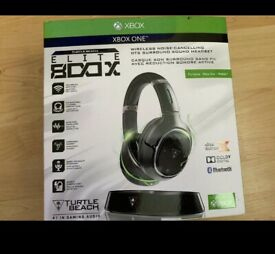Xbox One headset Turtle Beach Elite wireless