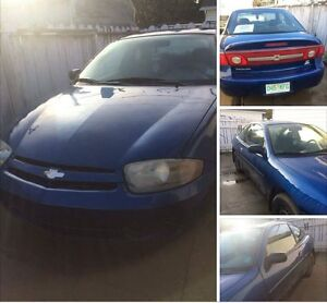 2003 Chevy Cavalier 2-Dr