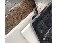 Granite and quartz off cuts