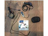O2 Blue wireless headset