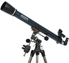 Celestron AstroMaster 70EQ Refactor Telescope