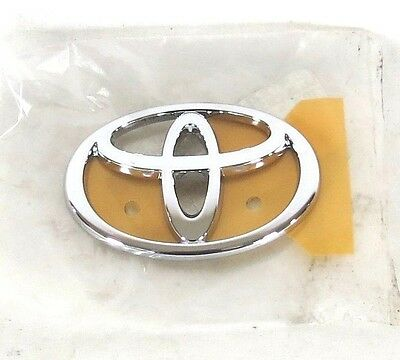 A LOGO Toyota 01-07 HIGHLANDER Trunk Emblem Ornament Badge 93-97 03-08 COROLLA