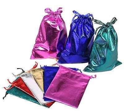 Drawstring Bags in Bulk Drawstring Bags in Bulk luxury gift bags Lots 12~84~144 - Bulk Gift Bags