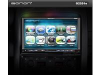 touch screen in car head unit EONON G2201