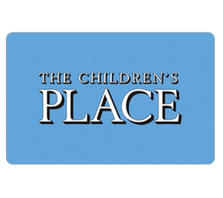 The Children's Place Gift Card - $25, $50 or $100 - Email delivery