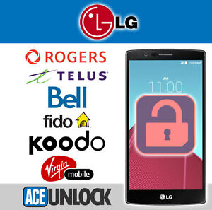 LG Phone and Tablet Factory Unlock Code