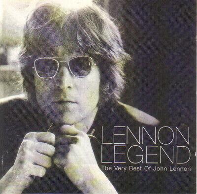 CD-John Lennon/ Legend/ Best Of 20 Songs/ 1997