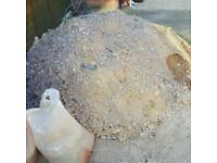 Approx 1.5 -2 ton of type 1/ coarse stone free to collector