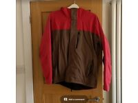 Man Skiing/Winter jacket for sale