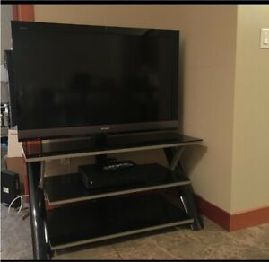Sony Bravia TV with Stand