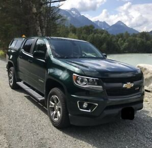 2015 Chevrolet Colorado Z71 4X4
