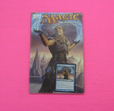 Voidmage Husher IDW * Magic the Gathering Path of Vengeance # 2 Comic