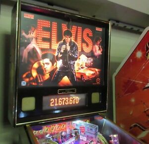 PINBALL ELVIS GOLD West Island Greater Montréal image 9