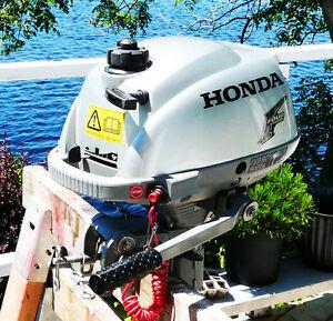 HONDA 2HP OUTBOARD MOTOR