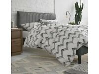 *REDUCED* Grey Bed